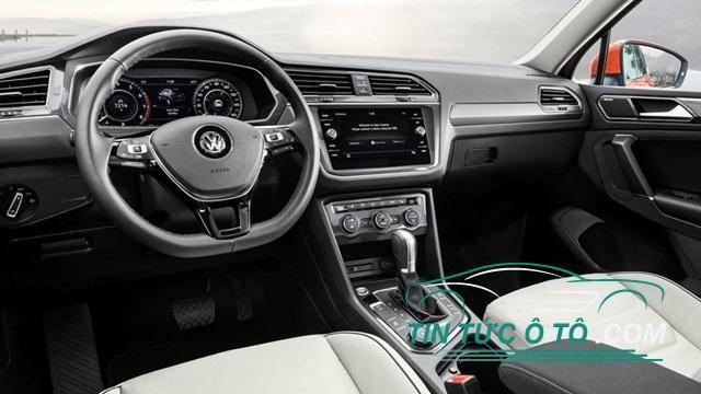 đanh Gia Xe Volkswagen Tiguan Allspace 2018 Mẫu Suv 7 Chỗ Tin Tức O To Volkswagen O To Xe O To