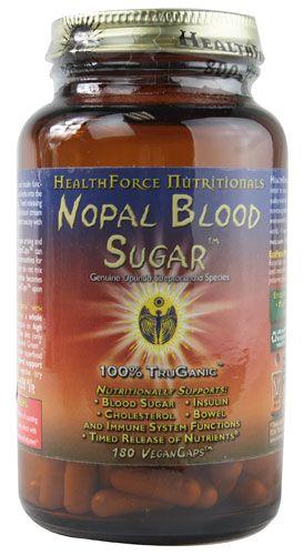 HealthForce Nutritionals Nopal Blood Sugar™