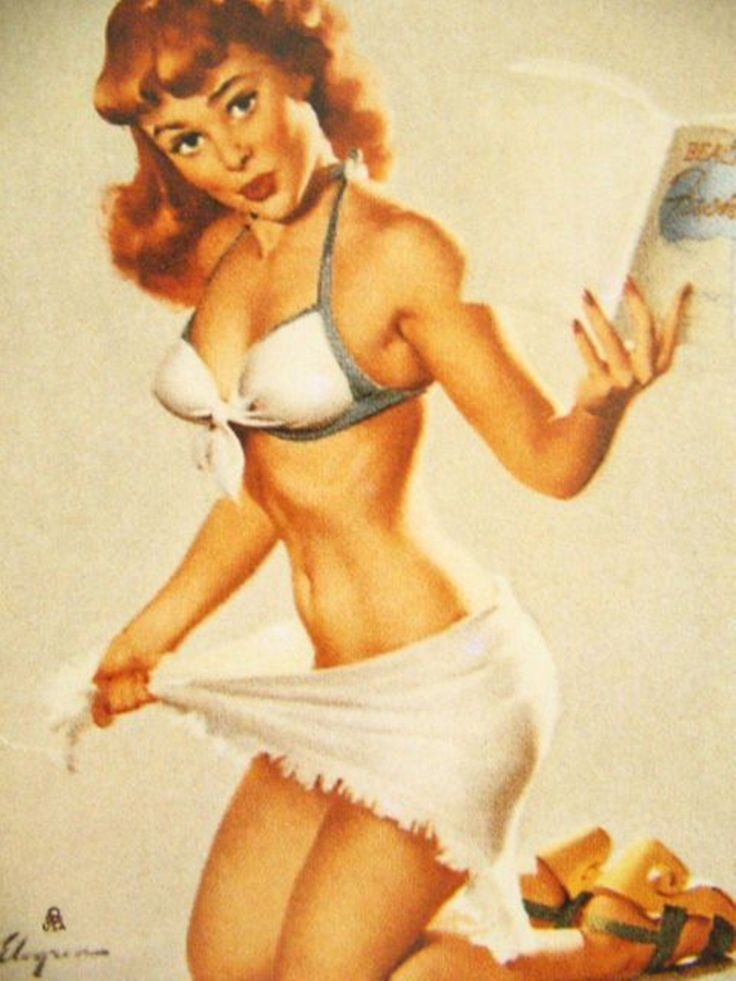 14 best images about gil elvgren on pinterest signs thinking of you and retirement. Black Bedroom Furniture Sets. Home Design Ideas