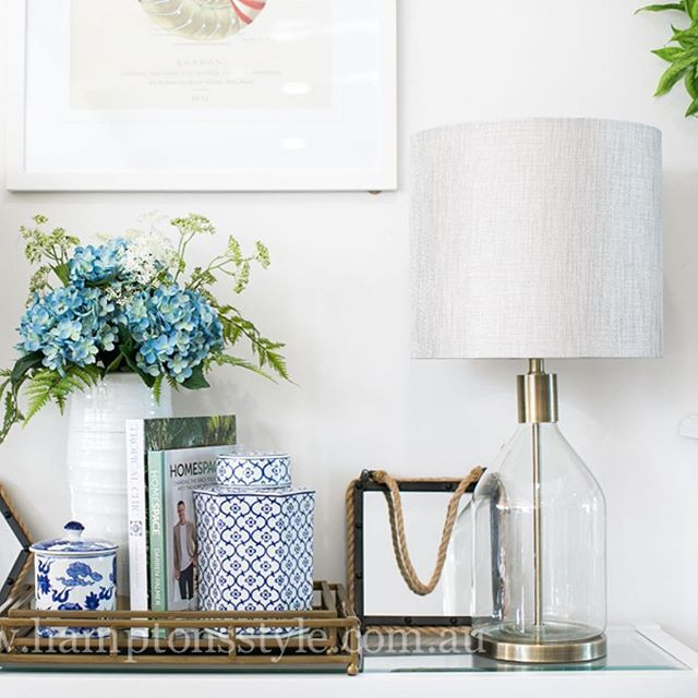 These Potter lamps are just the ticket to brighten up your room, if your a love of neutral decor these are perfect for your home.