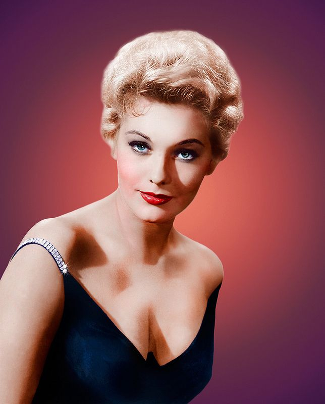 "......Kim Novak.......!!!!!!!!!!!!! ""They are like virgin snow that shows up the bloody footprints."" A. Hitchcock"