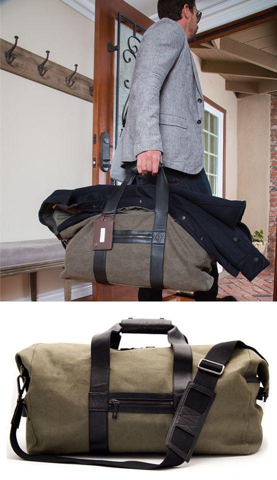 Gorjana-Griffin - Marshall Weekender Bag