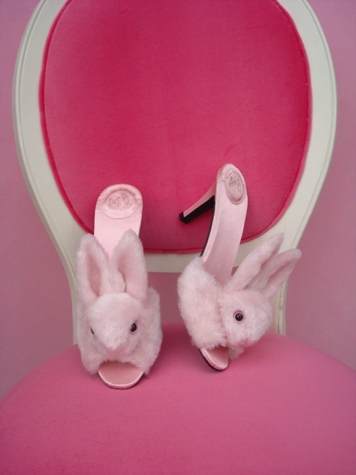 Streetzie's High Heel Bunny Slippers | Fanciful shoes ... Timberland Boots