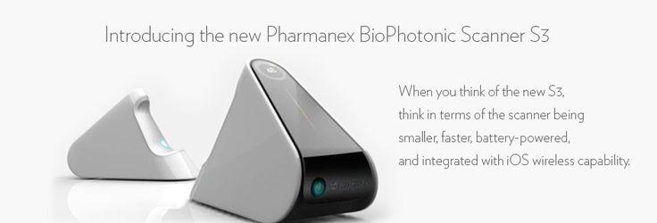 Welcome to the BioPhotonic Scanner Wellness Program