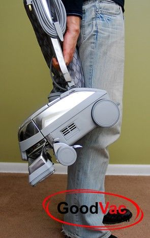 Really great manual with pics on how to use the Kirby Vacuum