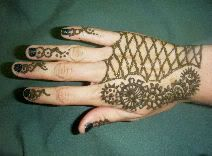 Gallery | Henna X steam punk glove