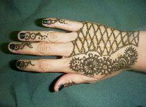 Gallery | Henna X steam punk glove
