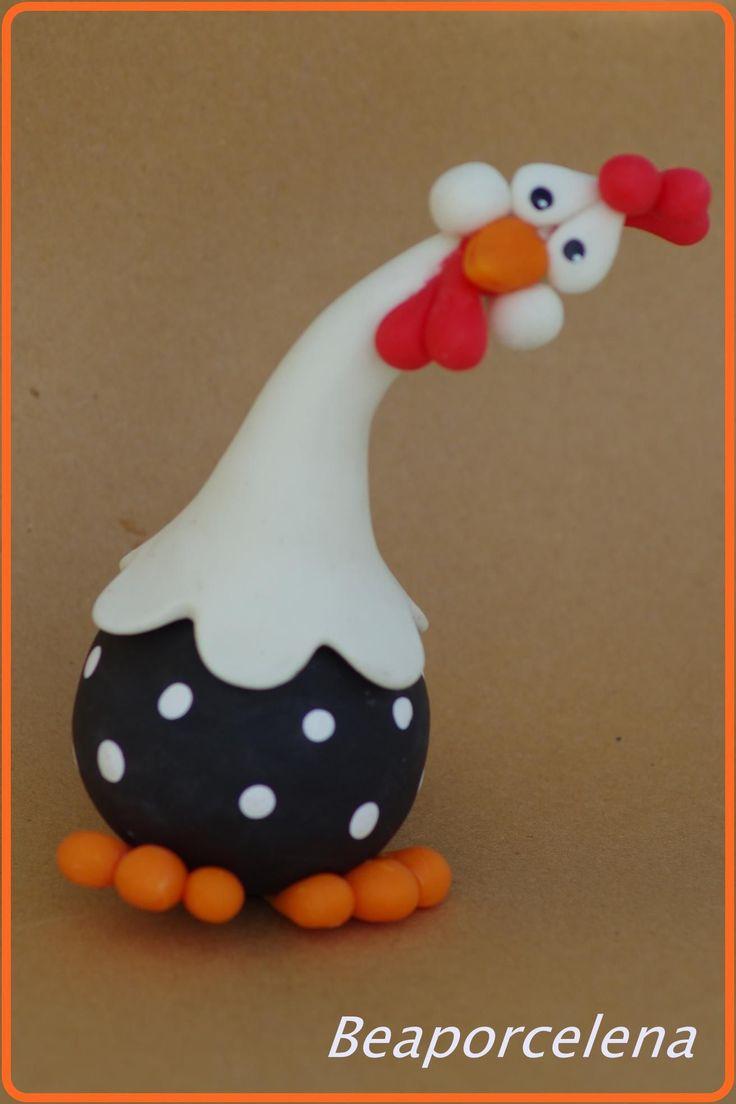 Resultado de imagen de chicken+clay