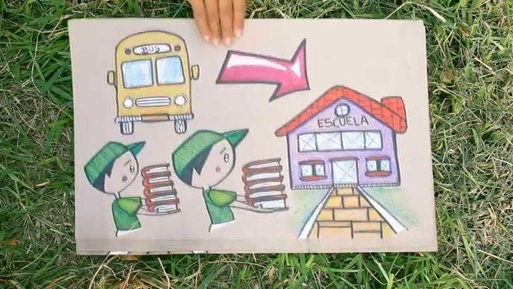 Programa de donación de cuadernos ecológicos Idea Verde