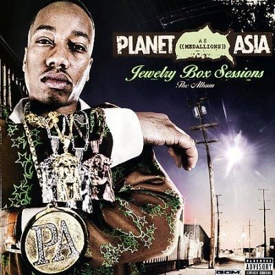 Planet Asia - Jewelry Box Sessions: The Album