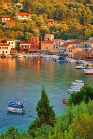 ✯ Paxos islands, Greece