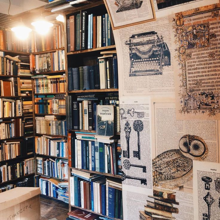 Магазин старых книг «Чтец»