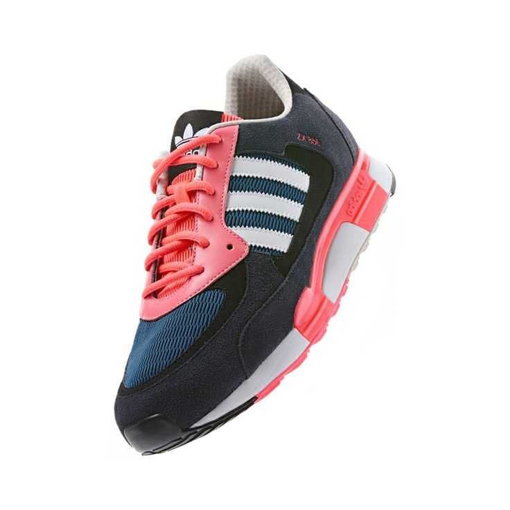 adidas Originals - zx 850 Trueblue/Runwhite/Redzes (D65238)