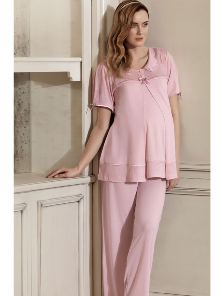 Artış 849 Hamile Pijama Takımı; Hamile pijama takım modelidir.