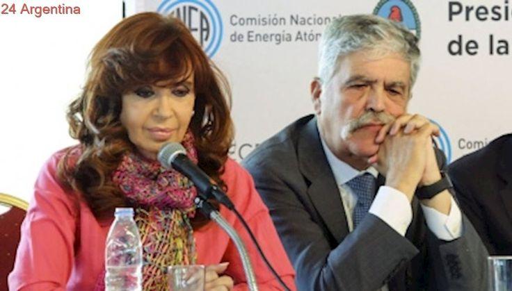 """Según Cristina Kirchner, Gendarmería y el Poder Judicial actúan como """"fuerza de choque"""" del Gobierno"""