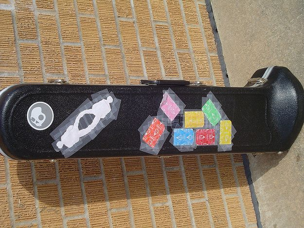 Stickers on ur case... 16 Reasons Why Band Geeks Rule - BuzzFeed