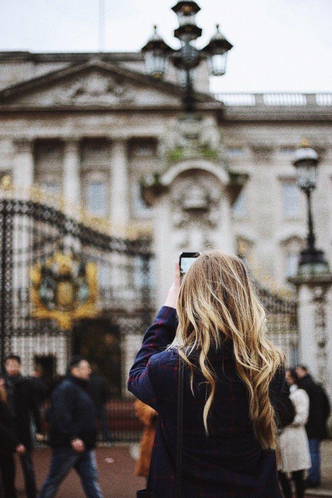 Buckingham Palace, London I See London, I See France – Makenna Alyse