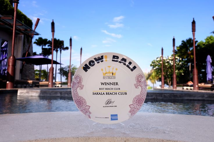 The Sakala Resort Bali is very proud to be the Winner of the 'Best Beach Club' in the Best Restaurant Bar & Cafè category of 2017 from NOW! Bali. This achievement continues to motivate us to maintain and further improve our services in order to keep providing our guests with the best of what Sakala Beach Club has to offer. We look forward to continue serving our best to you!   #Sakalabali #Sakalaresort #Sakalabeachclub