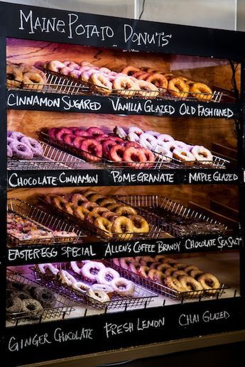 The Holy Donut   Portland, Maine City Guide   Elizabeth Winslow for Camille Styles