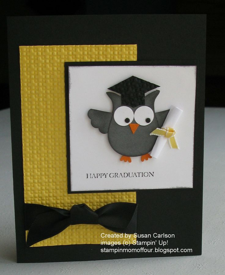 Card Making Ideas Graduation Part - 27: Handmade Graduation Cards | Someone Hijacked My Email Account!!! - And A  Graduation