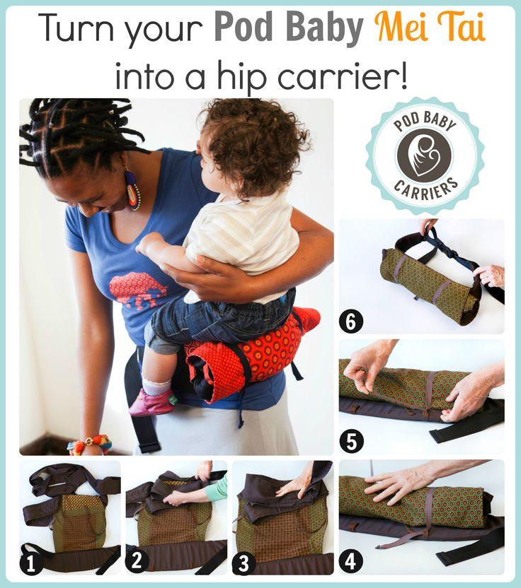 toddler hip carrier