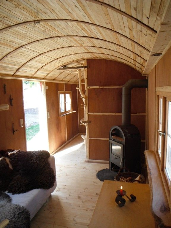 16 best Bauwagen images on Pinterest Little houses, Small houses
