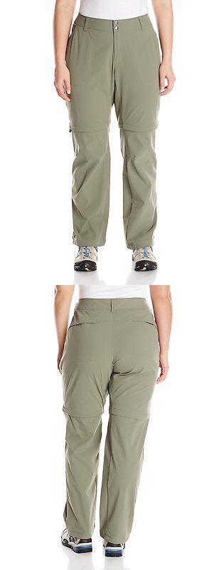 Pants and Shorts 181367: Columbia Sportswear Womens Saturday Trail Ii Convertible Pant, Cypress, -> BUY IT NOW ONLY: $72.4 on eBay!