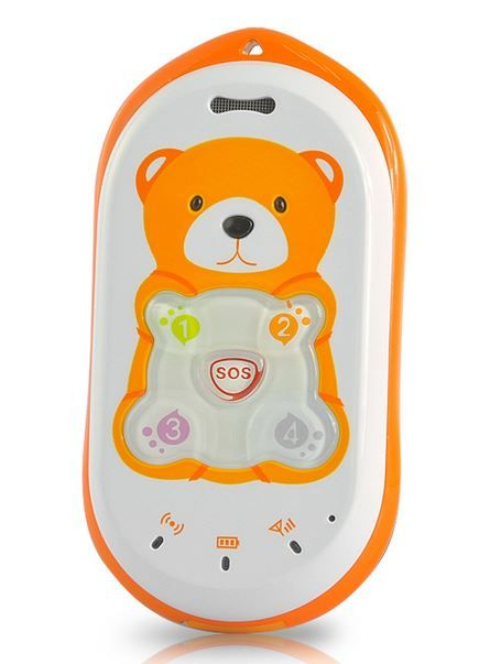 Children's Mobile Phone with GPS Tracking, SOS Calls, Voice Monitoring