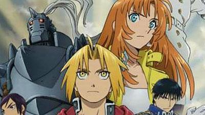 Great anime!: Interesting People, Magic Alive, Fullmetal Alchemist