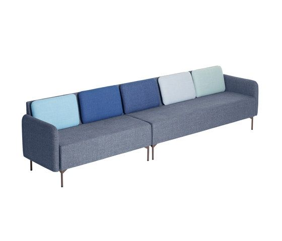 Lounge sofas | Lounge area-Waiting room | Playback | OFFECCT. Check it out on Architonic