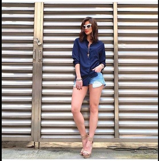 More looks by Anne Curtis smith: http://lb.nu/anneh  #casual #classic #street