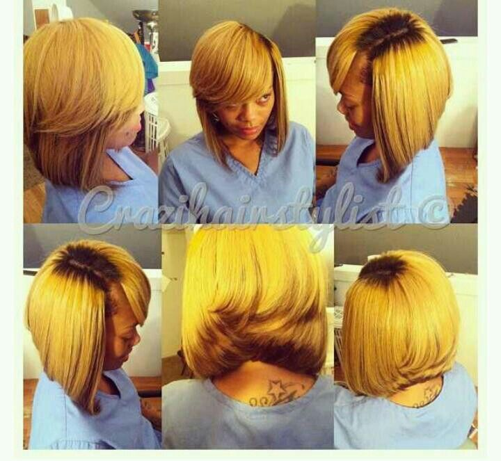 Pleasing 1000 Images About Short Weave Hairstyle On Pinterest Bobs Short Hairstyles Gunalazisus