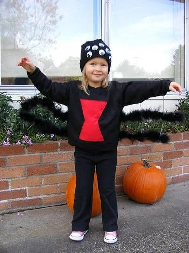 Toddler spider costume - OCCASIONS AND HOLIDAYS