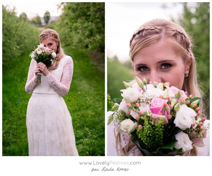 www.lovelypeonies.com - Photographe de mariage au Québec - Mariage au domaine de Dunham
