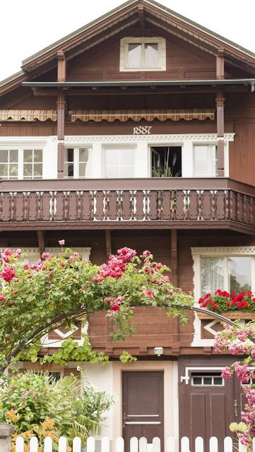 Places to Visit in Zurich in One Day with a ZVV Day Pass: House about the ETH