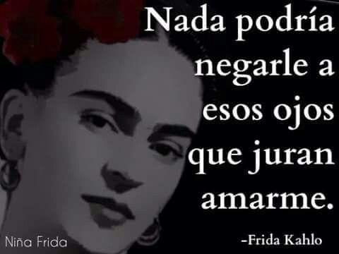 Frida supo expresar mucho de lo que sentía a través de distintas formas de arte.