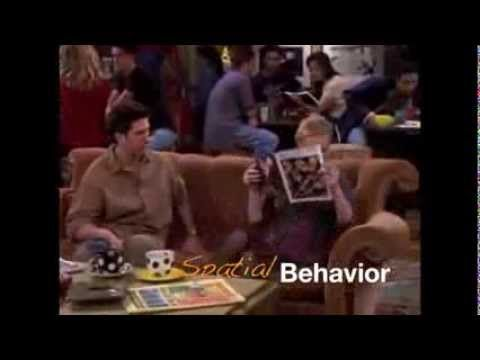 """The Importance of Nonverbal Cues as told by """"Friends"""" and other Social Skills Clips on YouTube"""