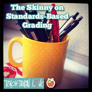 An easy, quick read for parents and teachers who are new to standards-based grading...
