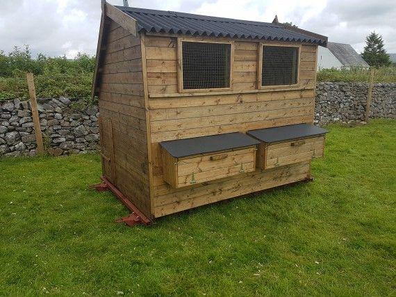 Chicken House Plans For 50 Chickens 30 best chicken houses images on pinterest | chicken houses, nest