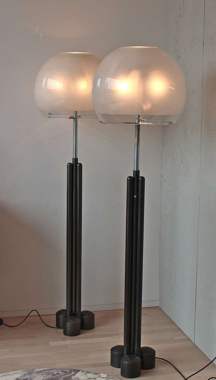 luigi caccia dominioni / lampadas porcino
