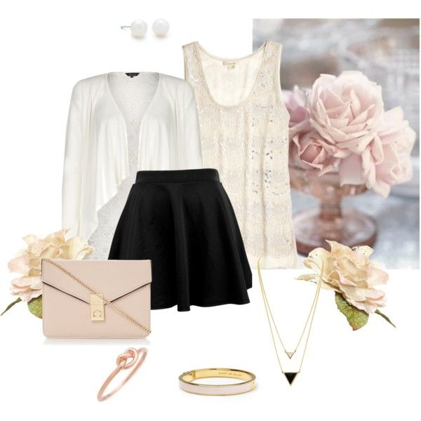 """Spring Roses"" by bogyoemo on Polyvore"