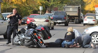 motorcycle accidents - #RussellAndHill #motorcycleaccidentattorneys #motorcycle