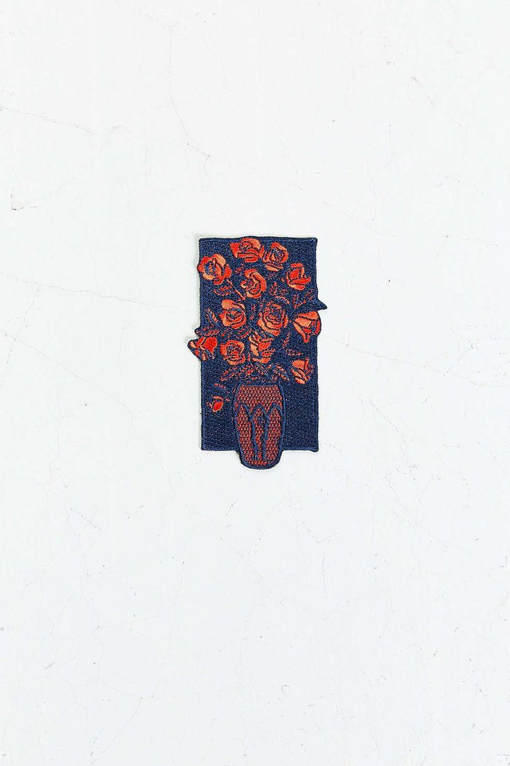 UO Artist Editions Francisco Reyes Jr. Still Life Patch - Urban Outfitters