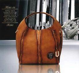 Beautiful brown handbag
