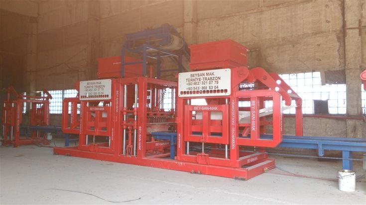 Для того чтобы производить качественных бетонных блоков, вам нужно купить какой нибудь хороший станок для производства блоков...