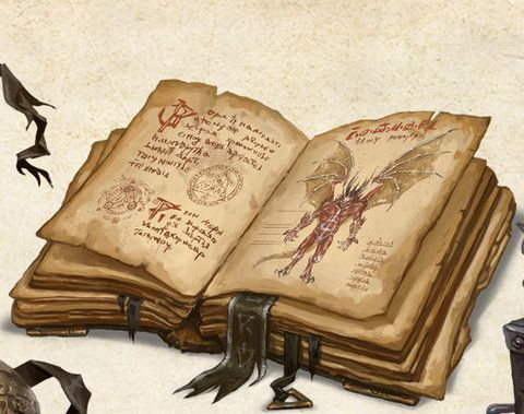 The tome, Beyond the Iron Gates, found in the red wizards chamber by the heroes
