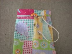 Terry Cloth Bib with Sleeves 17