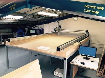 CNC Machine / Router MDL-10'x5' *200mm Rack & Pinion 3050x1525mm
