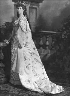 The Duchess of Devonshire's ball 1897 | Advantage In Vintage