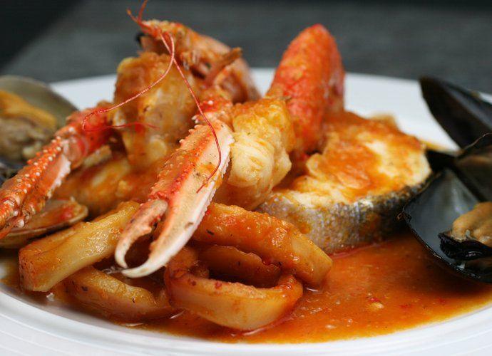 Zarzuela de pescado para #Mycook http://www.mycook.es/cocina/receta/zarzuela-de-pescado